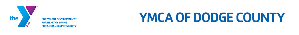 YMCA of Dodge County Logo