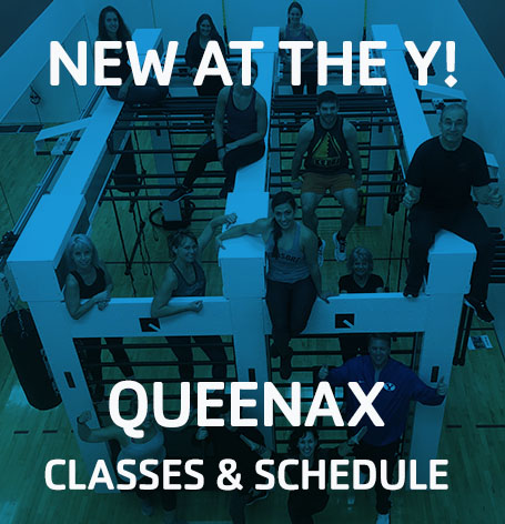 New at the Y - Queenax