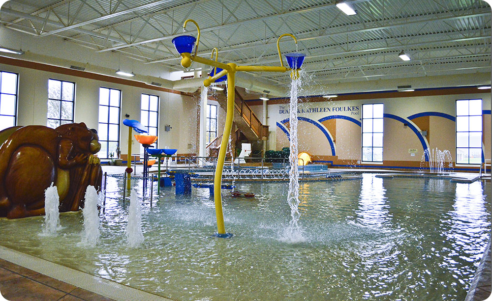 YMCA of Dodge County - Family Adventure Pool - Lazy River