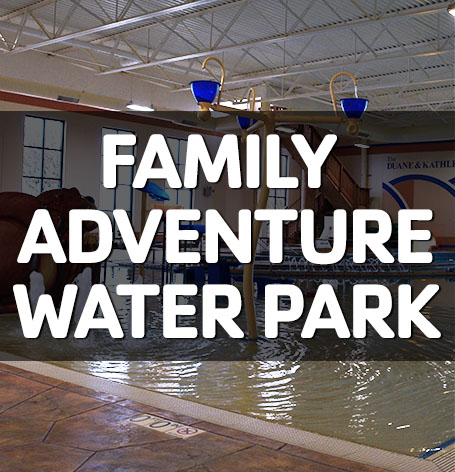 Family Adventure Pool Schedule
