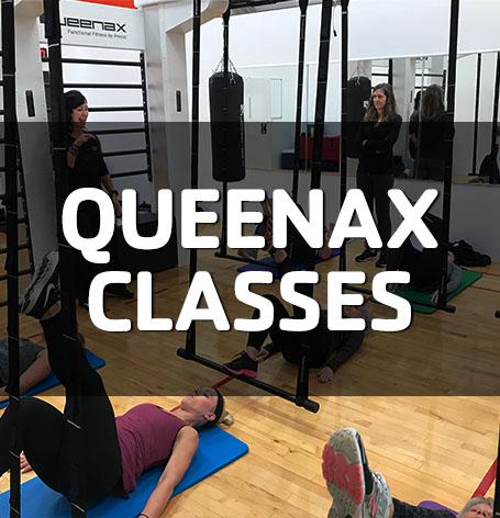 Queenax Class Schedule