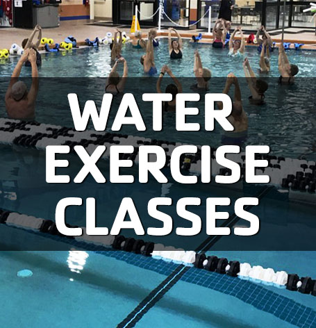 Water Exercise Schedule